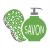 Lessivable (eau + savon)