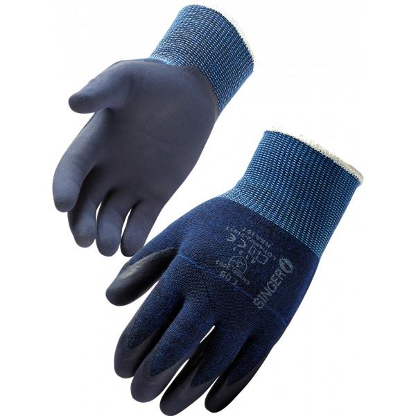 Gant tactile froid, spécial écran