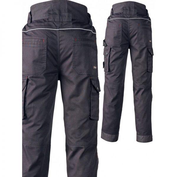 pantalon cton noir 300g