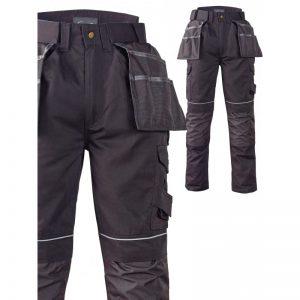 Pantalon. Coton/polyester