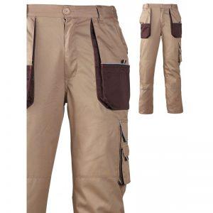 Pantalon. Polyester/coton (65/35). 245 g/m2
