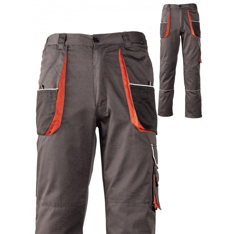 Pantalon. Polyester/coton (65/35). 245 g/m2.