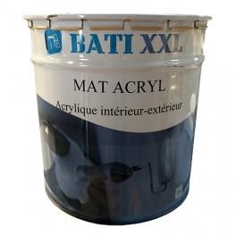 mat acryl
